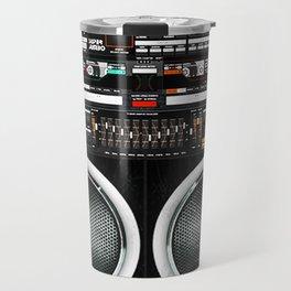 Boombox Ghetto J1 Travel Mug
