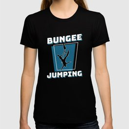 Bungee Jumping Extreme Sport T-shirt