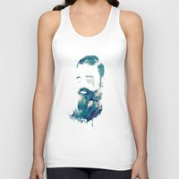 storm Tank Tops featuring Storm by Seaside Spirit
