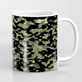 Camouflage: Jungle III Coffee Mug