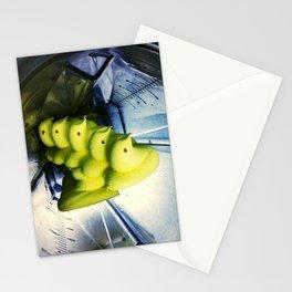 Peeps in a Blender Stationery Cards
