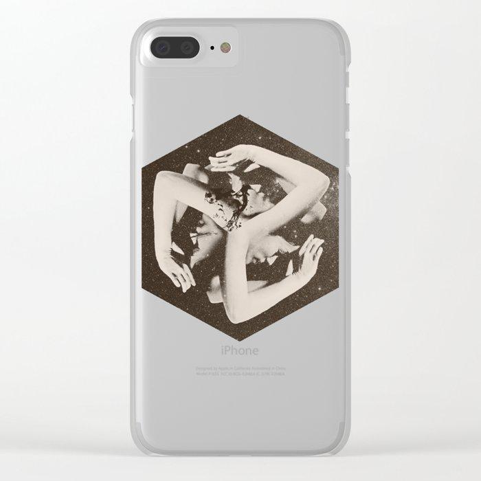 BOX Clear iPhone Case