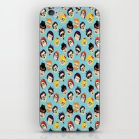 icecream iPhone & iPod Skins featuring icecream. by Júnior de Paula