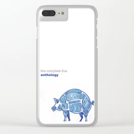 The complete live anthology Clear iPhone Case
