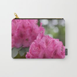 Red Rhododendron Carry-All Pouch