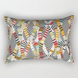 knot drop Rectangular Pillow