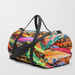 SIMPLY LEAVES Duffle Bag