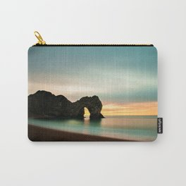 Durdle Door Arch, Jurassic Coast Dorset, England Carry-All Pouch