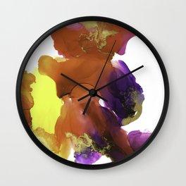 Firebird 1 / Feuervogel 1 Wall Clock