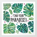 Tropical Paradise by elenaoneill