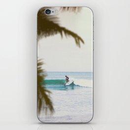 Summer Surf iPhone Skin