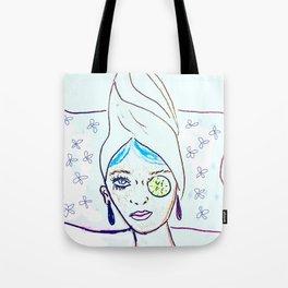Selfcare Sunday Tote Bag