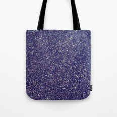 Black Sand III (Rose) Tote Bag