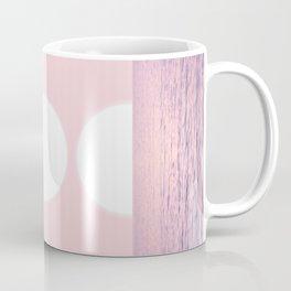 Double View Sunset Coffee Mug