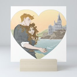 Wizard Love Mini Art Print