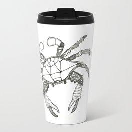 Crab Two Travel Mug
