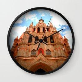 Iglesia Wall Clock