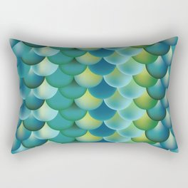 Snake Rectangular Pillow