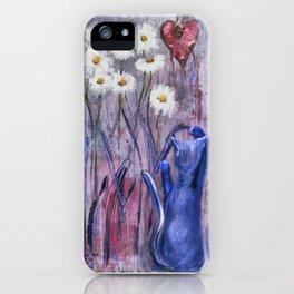 Marguerites iPhone Case