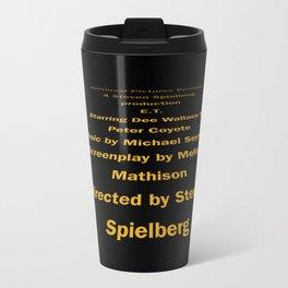 E.T. cast & Crew Travel Mug
