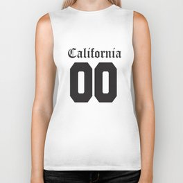 New Cali Shirt California Republic California T-Shirts Biker Tank