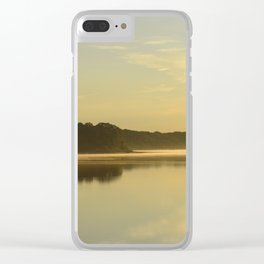 Good Morning Howell Clear iPhone Case