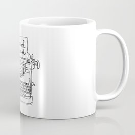 Word Nerd Coffee Mug