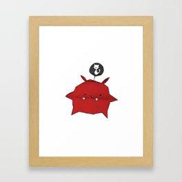minima - rawr 03 Framed Art Print