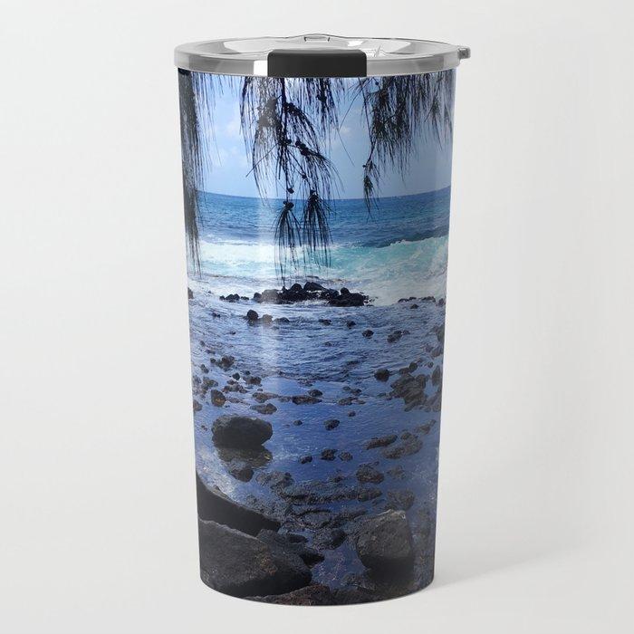 Hawaiian Tide Pool Travel Mug