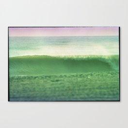 Mind Surfing Canvas Print