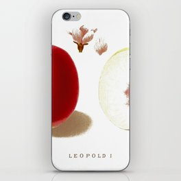 Deutsche Pomologie iPhone Skin