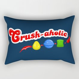 Crush-aholic Rectangular Pillow
