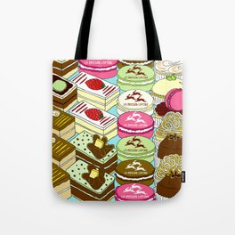 Cakes Cakes Cakes! Tote Bag