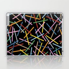 Kerplunk Black Laptop & iPad Skin