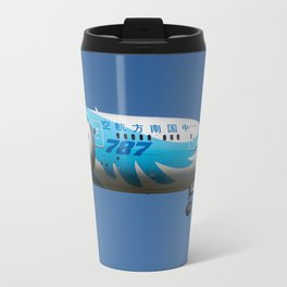 China Southern Airlines Boeing 787 Travel Mug