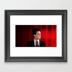 Cooper Framed Art Print