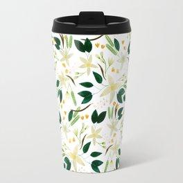 Vanilla Travel Mug