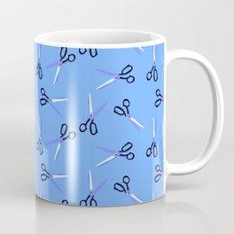 Scissors Coffee Mug