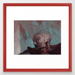 Synthetic human Framed Art Print
