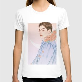 evening sky [d.o. kyungsoo exo] T-shirt