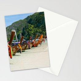Maya Bay, Ko Phi Phi Lee Island, Thailand Stationery Cards