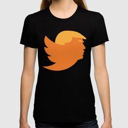 Twump JUMBO Logo - Orange T-shirt
