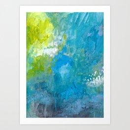 Acrylic 1 Art Print