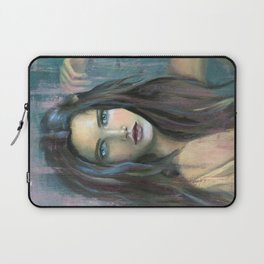 Adolphine Wolf Woman Original Laptop Sleeve
