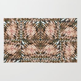 Dissection of infinite variations Rug