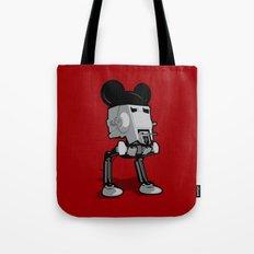 Mouse Walker Tote Bag