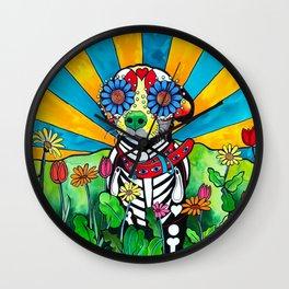 Chihuahua II Wall Clock