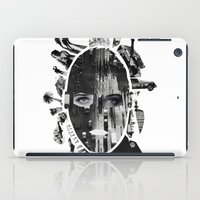 metropolis iPad Cases featuring Metropolis by DLS Design