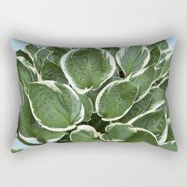 Cascade of Leaves Rectangular Pillow