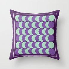 Circles Throw Pillow